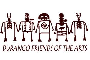 Durango Friends of the Arts logo