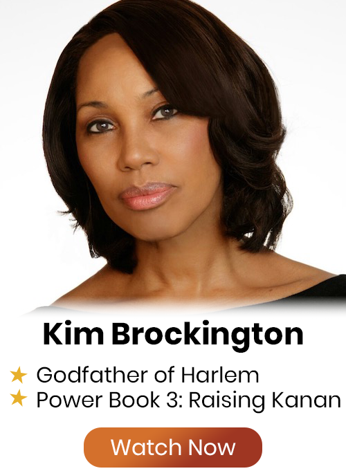 Kim Brockington