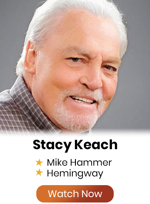 Stacy Keach